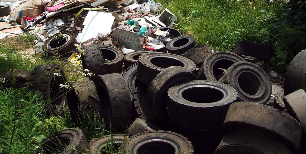Why We All Need to Think More About Tyre Disposal | BK Tyres